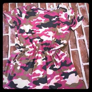 New boutique shorts romper, medium
